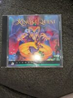 PC CD-ROM Game:  KING'S QUEST VII - THE PRINCESS BRIDE - Sierra Classic Series