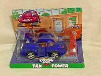 Chevron Cars - Pax Power