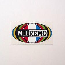 Vintage 1950 S, 60 S, 70 S, MILREMO Cadre Autocollant reproduction