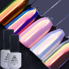 3Pcs Nail Glitter Powder Mermaid Powder Unicorn Chrome Topcoat Base Coat Gel Lot