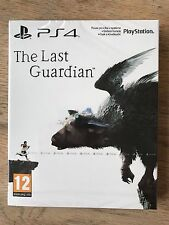 The Last Guardian Steelbook - Brand New and Sealed European - PS4 Playstation 4