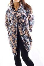 Cappotti e giacche da donna Trench in lana grigio