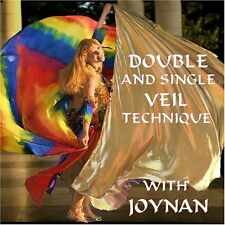 "DOUBLE VEIL Technique DVD or "" The Art of Belly Dancing "" Volume 1-6 Any/All 7 !"