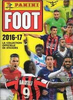 LILLE - STICKERS IMAGE VIGNETTE - PANINI - FOOT 2016 / 2017 - a choisir