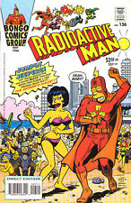 RADIOACTIVE MAN #136 - The Simpsons - Back Issue