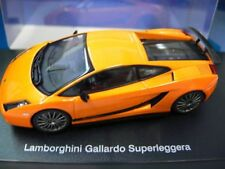 1/43 Autoart Lamborghini Gallardo Superleggera (orange)