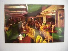 VINTAGE PHOTO POSTCARD WAIKIKI ROOM IN THE PICK-NICOLLET HOTEL MINNEAPOLIS MN
