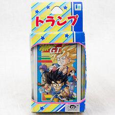 Dragon Ball Z GT Trump Playing Cards Gokou Gohan Trunks JAPAN ANIME MANGA