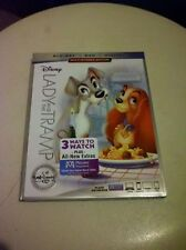Lady and the Tramp (2018)--DVD + Digital HD Code Only (Please Read Listing)