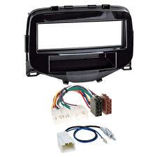 Citroen C1 ab 14 1-DIN Radio Set Adapter Cable Radio Faceplate