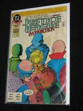 Justice League Antarctica Annual 1990 #4 Giffen & DeMatteis McKone & Smith