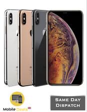 Apple iPhone XS MAX 64GB -256GB - 512GB Black,Gold,White Unlocked Smartphone LTE