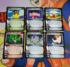 Dragon Ball Z Score CCG Goku Burger King PROMO Set BK1 BK2 BK3 BK4 BK5 BK6 DBZ