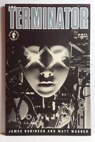 1991 Terminator One Shot Dark Horse Comic Book w Pop-Up  UNREAD