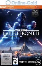 Star Wars Battlefront II 2 Key - EA ORIGIN Game Code - PC Spiel SW 2017 [DE/EU]