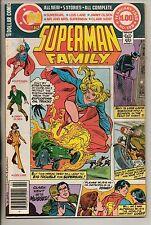 DC Comics Superman Family #199 Feb 1980 Giant Size Dollar Comic Very Rare VF