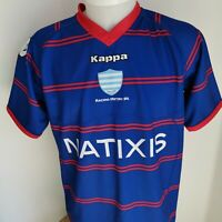 superbe maillot  de rugby racing metro 92  kappa taille xl