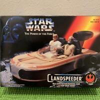 Star Wars Land Speeder action figure kenner