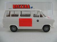 "Brekina 34108 Ford Transit IIb Kombi (1971-1977) ""POLITIE (NL)"" 1:87/H0 NEU/OVP"