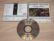 Rainbow Theatre Cd-fantasy of horses in MINT