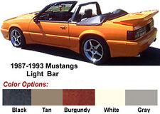 MUSTANG STYLING Bar 3rd Brake LIGHT 1990 -1993 (1979-89 see note)