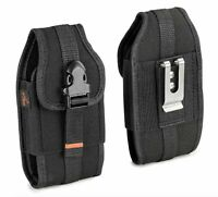 AGOZ Vertical Phone Case Belt Clip Holster for iPhone 12, 12 Pro, 11 Pro, XS,X,8