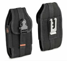 Vertical Cell Phone Pouch Belt Clip Holster Case for Samsung Galaxy S21 Ultra 5G