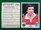 SPORT SUPERSTARS 82 1982 n 288 SQUIRE WAL rugby , Figurina Sticker Panini NEW