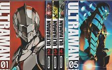ULTRAMAN tomes 1 à 5 Shimizu Shimoguchi manga shonen SERIE en français