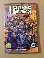Bitter Root Volume 1: Family Business Image TPB Graphic Novel