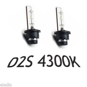 FORD Mondeo 3 - 2 Ampoules Phares Feux Xenon D2S P32d-2 35w 4300K