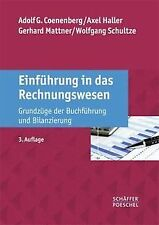 Einführung in das Rechnungswesen: Grundzüge der B...   Buch   Zustand akzeptabel