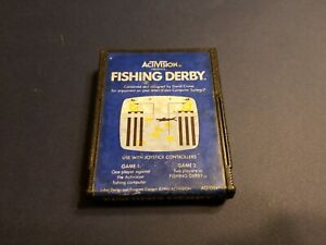 FISHING DERBY -- Atari 2600 -- Game only