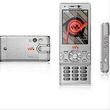 Sony Ericsson w995 w995i Teléfono Móvil 3G Cámara Wifi Bluetooth Gps 8MB Teclado