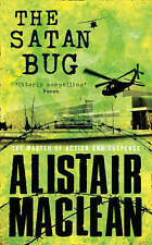 The Satan Bug by Alistair MacLean (Paperback, 1995)