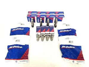 16 ACDelco (12645725+HL124) Valve Lifters AFM DOD + 4 (12571596+12571608) Guides