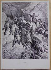 § 35) HISTOIRE DES CROISADES - la soif ... Gustave Doré