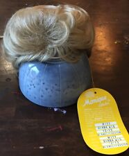 Monique Collection Diana Doll Wig Size 12/13 Blonde Modacrylic