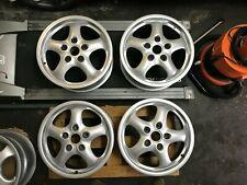 """4 cerchi originale Porsche Cup II da 17"""" per 993 Carrera 911"""