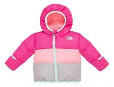 The North Face Moondoggy Down Jacket Infants, Luminous Pink, 0-3 M