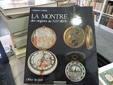 Catherine Cardinal la montre des origines au XIXe siècle