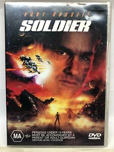 Soldier - DVD - AusPost with Tracking
