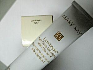 Mary Kay ~  Lumineyes Dark Circle Diminisher w/ Vitamin K  ~  New in box