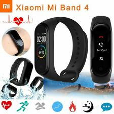 Xiaomi Mi Band 4 Bluetooth 5.0 Smartwatch AMOLED Anzeige Sport Fitness Tracker F