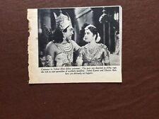 f1c ephemera 1951 picture ashok kumar shanta aple
