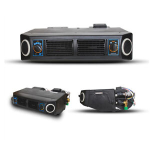 A/C KIT Underdash Evaporator Compressor Air Conditioner 3 Speed 12V Universal