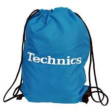 Technics / DMC Wax Sac - Gym Style sac - Vinyle sac - Sapphire Blue (TWS1) NEUF