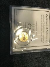 2017 1/10 oz gold eagle $5
