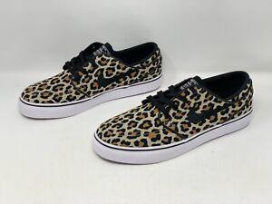 Nike SB Janoski Wacko Maria 'Leopard' Sneaker, Size 7.5 M / 9W BNIB DA7074-200