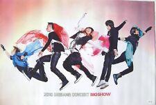 """BIG BANG """"2010 BIG SHOW CONCERT"""" ASIA POSTER-Kpop Music"""